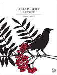 Red Berry Review, Volume 1 Issue 1