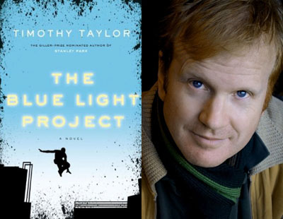 Timothy Taylor, The Blue Light Project