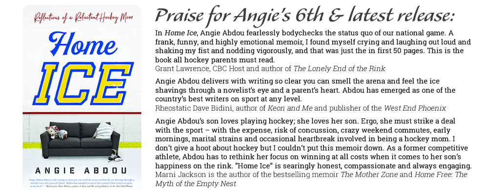 Home Ice by Angie Abdou