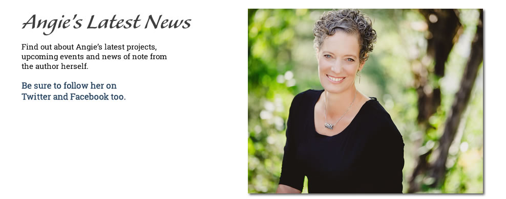 Angie Abdou's Latest News